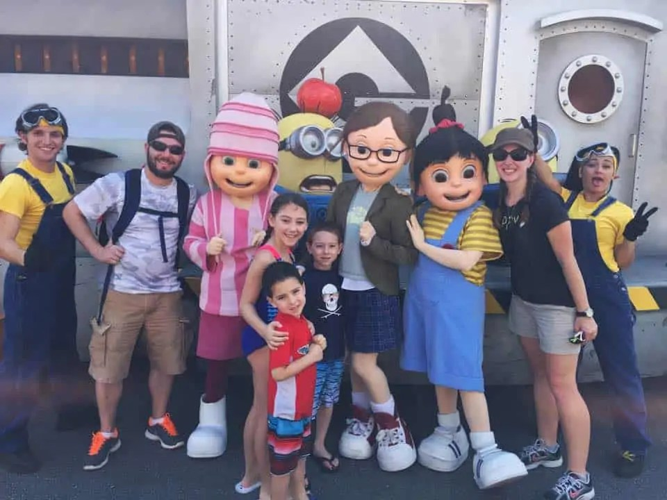Characters at Universal Orlando: Everything You Need to Know